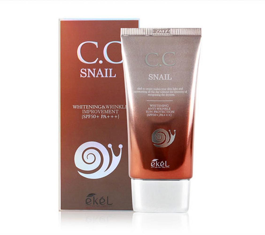CC Snail - СС крем с улиточным муцином
