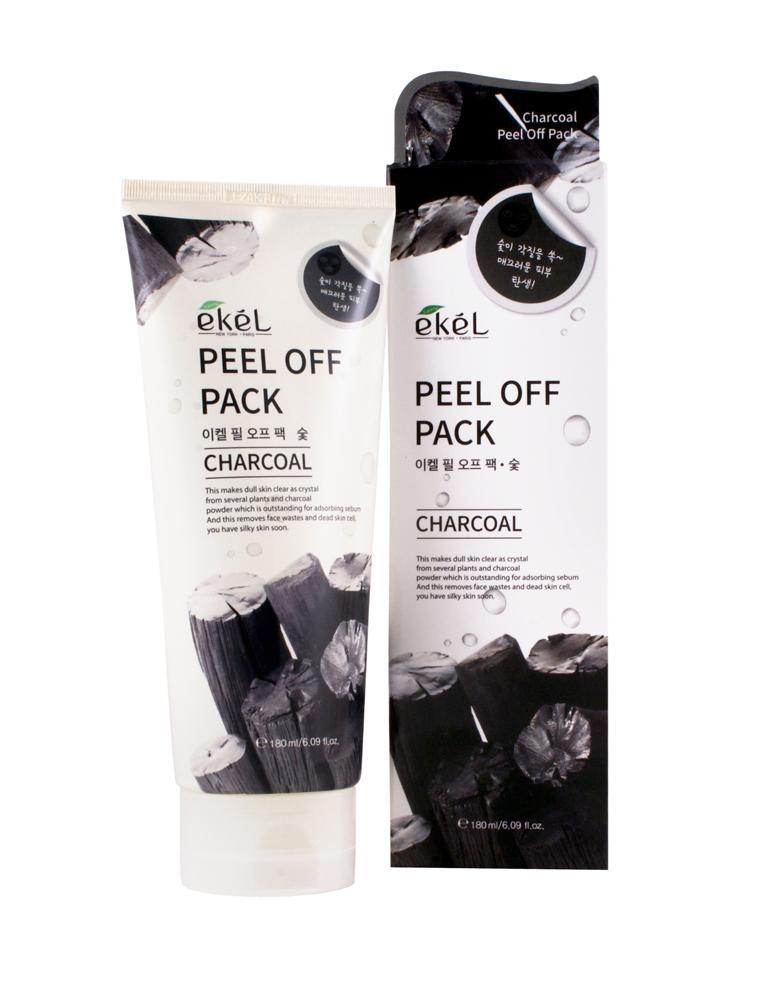 Peel Off Pack Charcoal - Маска-пленка с древесным углем