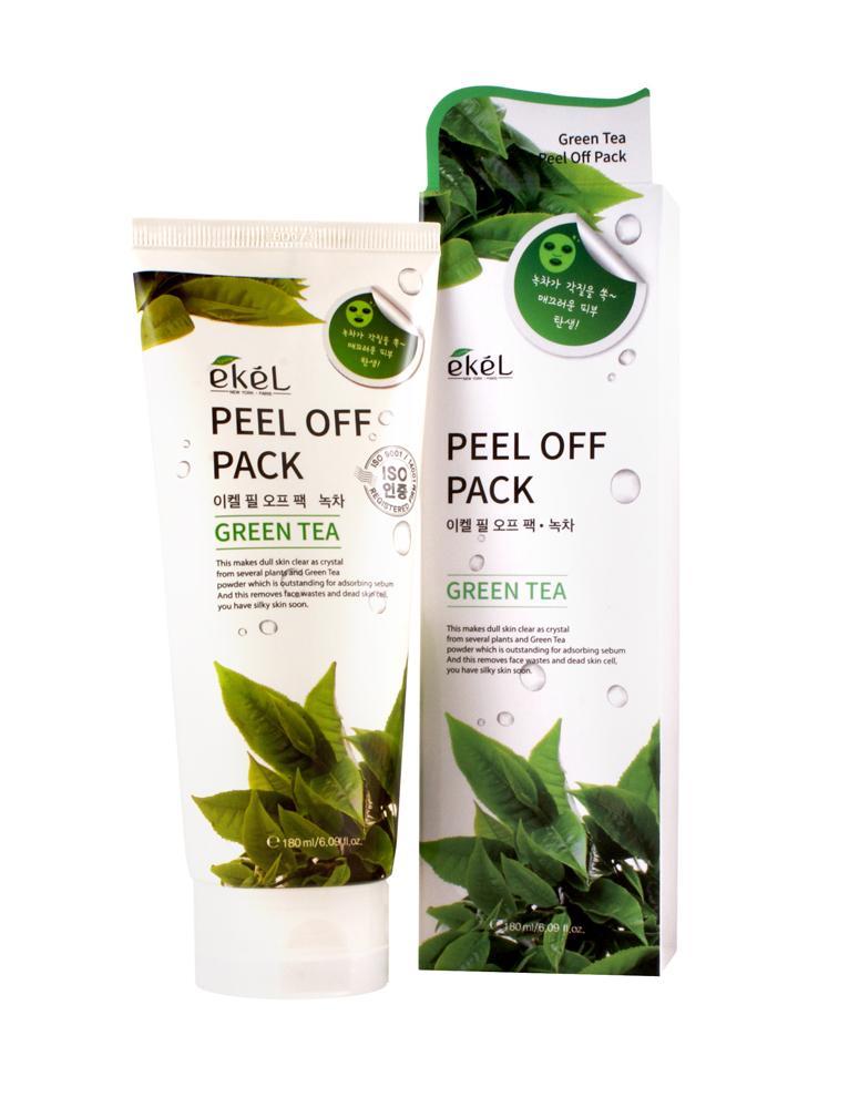 Peel Off Pack Green Tea - Маска-пленка с экстрактом зеленого чая