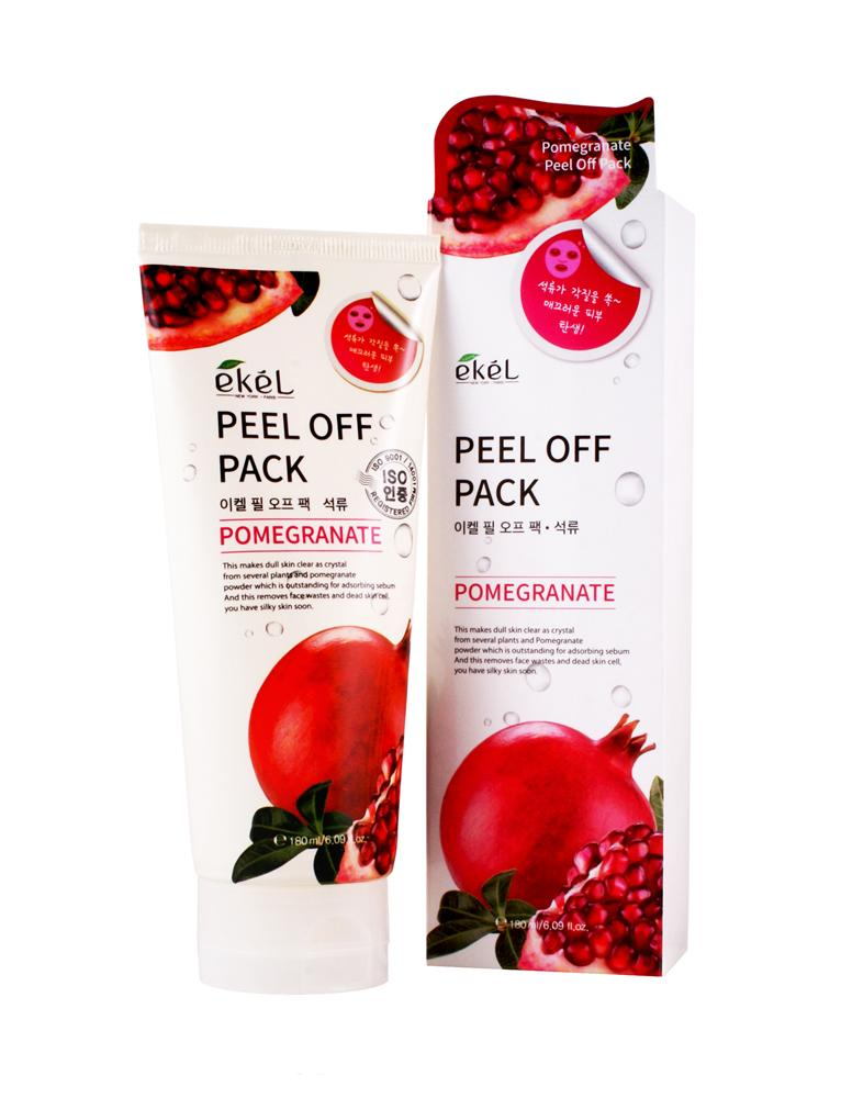 Peel Off Pack Pomegranate - Маска-пленка с экстрактом граната