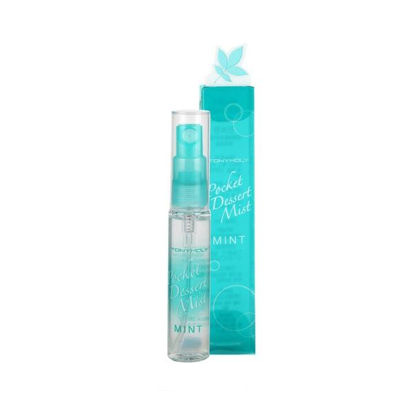 Pocket Desert Mist - Mint - Спрей освежающий для полости рта с мятой
