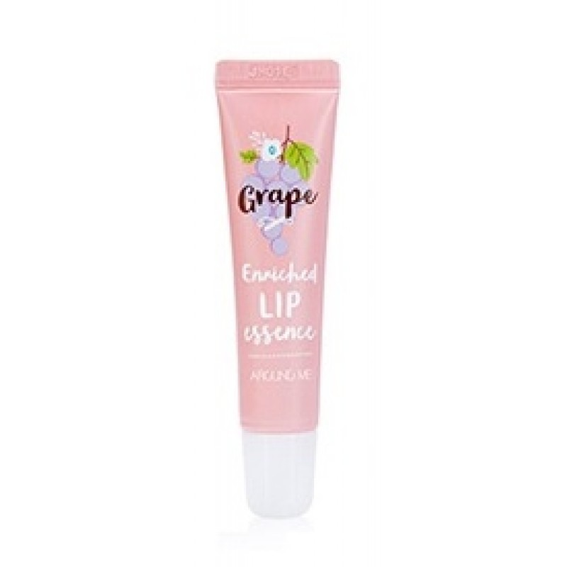 Around Me Enriched Lip Essence (Grape) - Эссенция для губ
