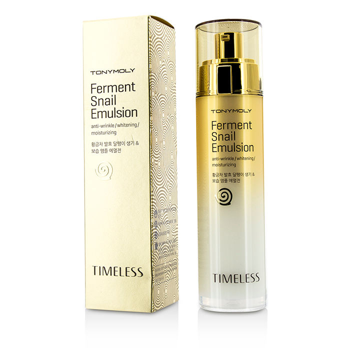 Timeless Ferment Snail Emulsion - Улиточная эмульсия для лица
