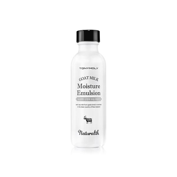 Naturalth Goat Milk Moisture Emulsion - Эмульсия на основе козьего молока