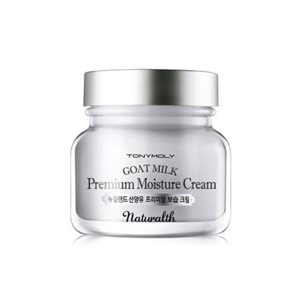 Naturalth Goat Milk Premium Moisture Cream - Крем увлажняющий на основе козьего молока
