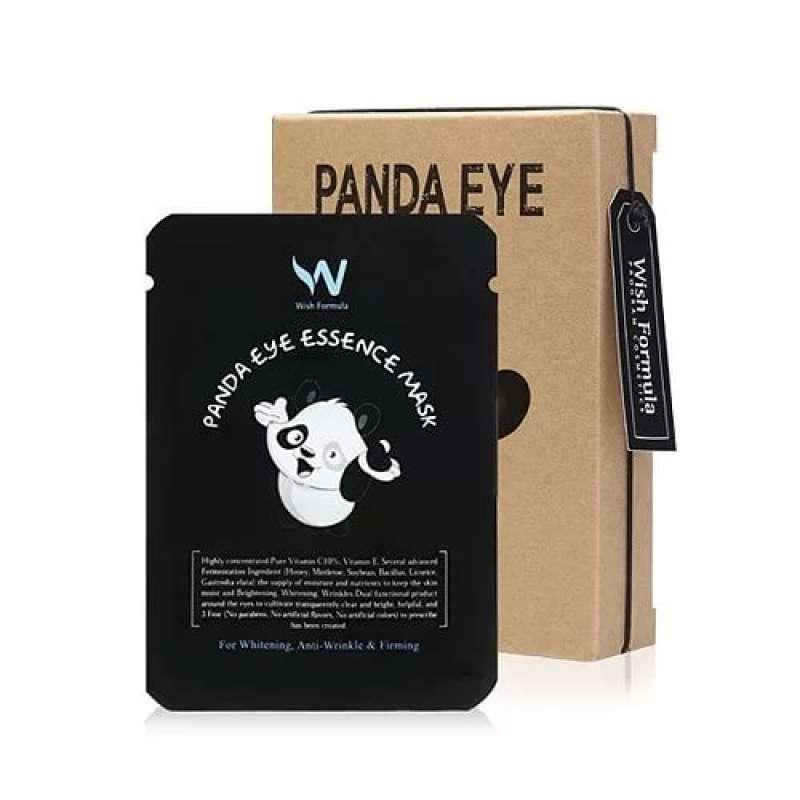 Купить со скидкой Panda Eye Essence Mask - Высокоэффективная маска для кожи вокруг глаз против темных кругов и морщин